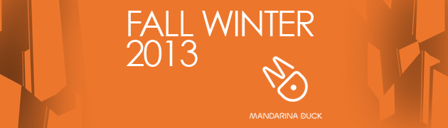 Mandarina Duck Fall Winter 2013